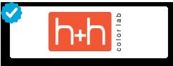 HH Color Lab Logo