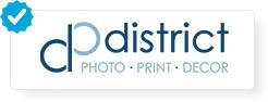 District Photo Logo